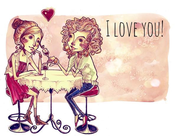 My dear sister by anja-uhren