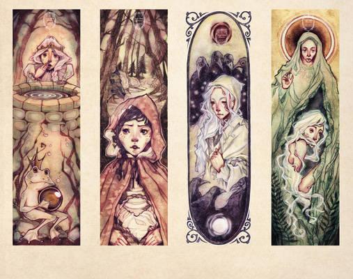 Fairy Tale Bookmarks