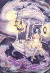 Commission - 'Vorbotin der Nacht'
