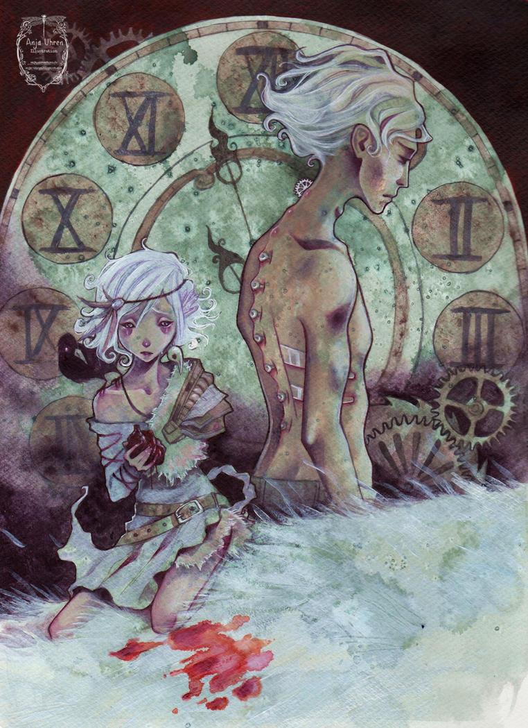 Fluch des ewigen Kindes by Miss-Belfry