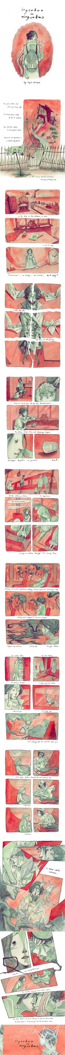 irgendwo im nirgendwo - Preview by Miss-Belfry