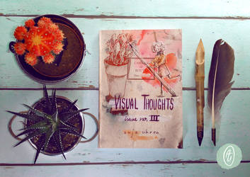 Visual Thoughts no. III by anja-uhren