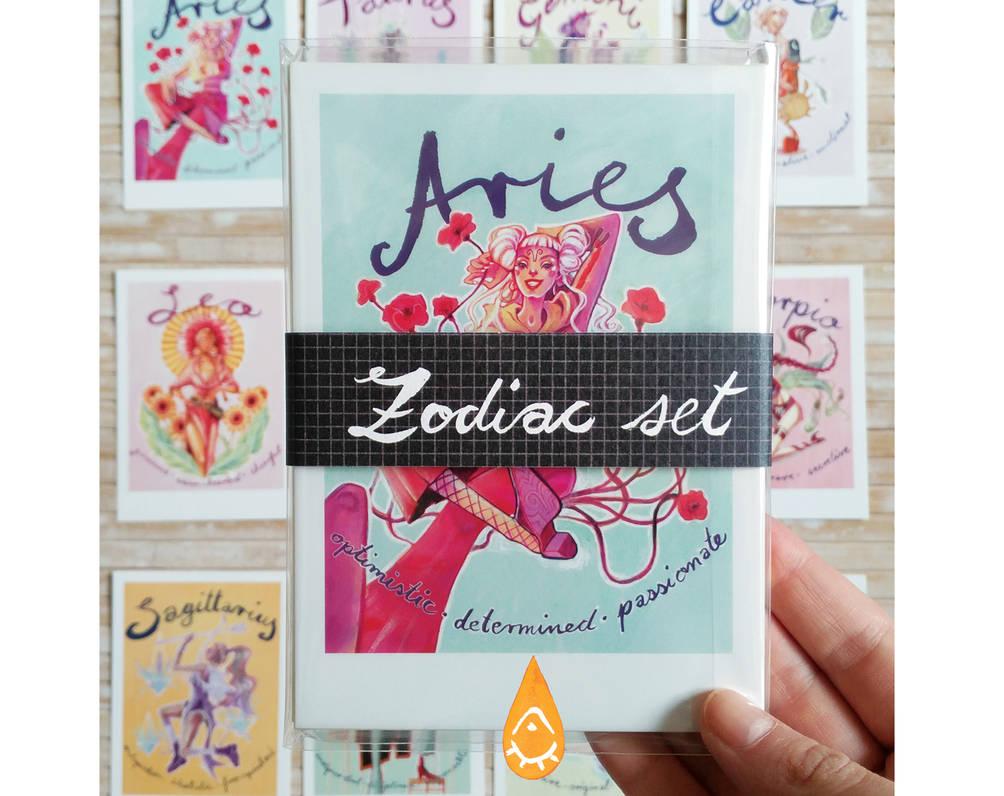 Set 02 by anja-uhren