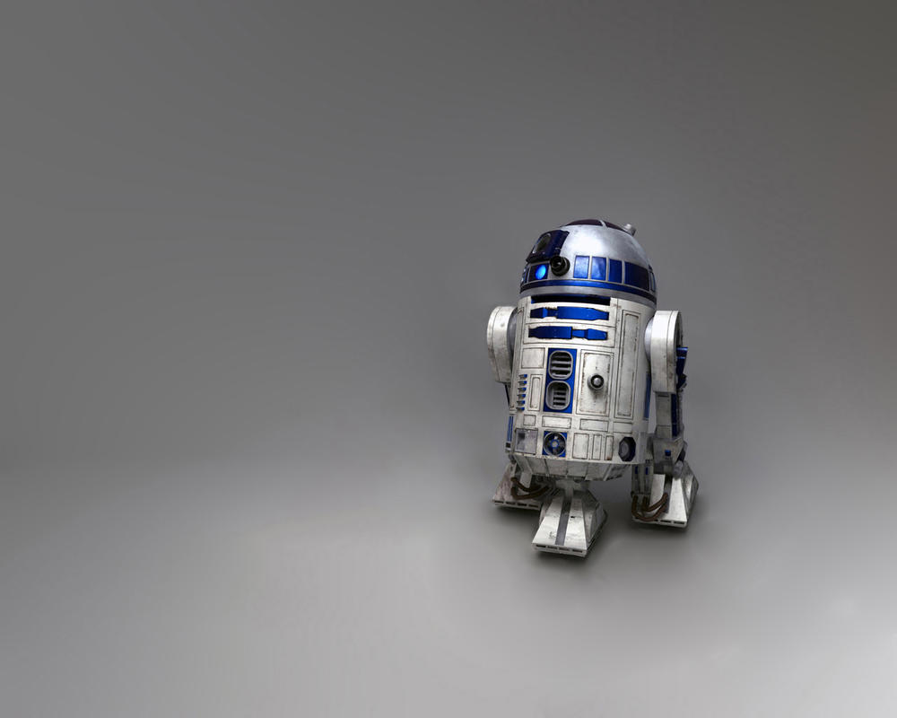 R2D2 by 1darthvader