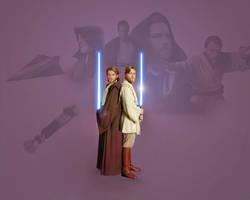 Obi-wan Kenobi by 1darthvader