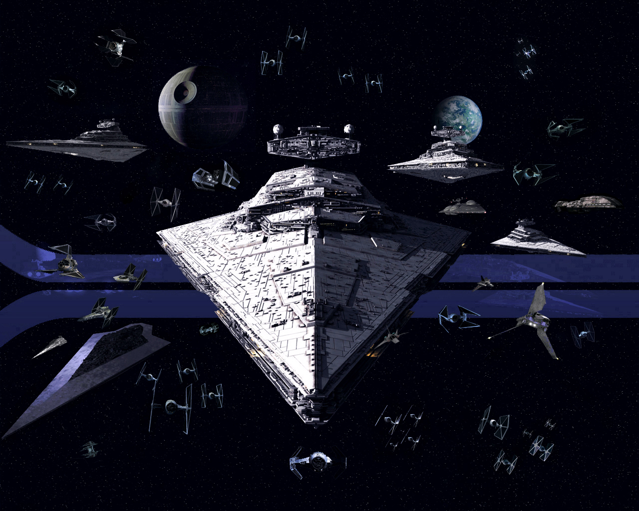 Imperial Fleet-New Ships by 1darthvader