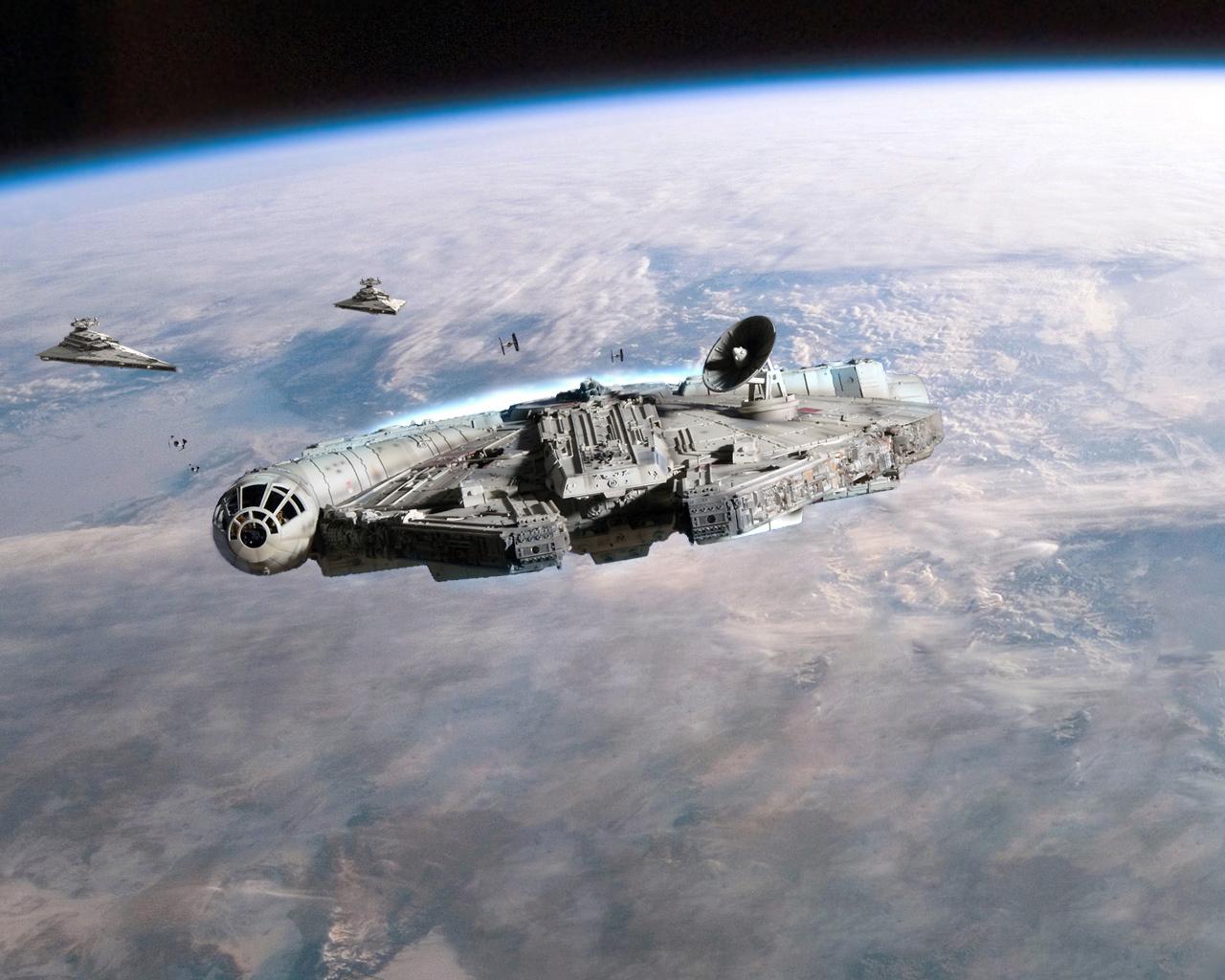 """""""Chewie Get Us Outta Here"""" by 1darthvader"""