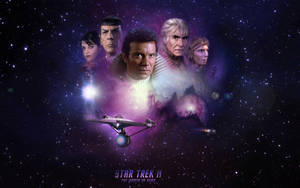 Star Trek II-The Wrath Of Khan by 1darthvader