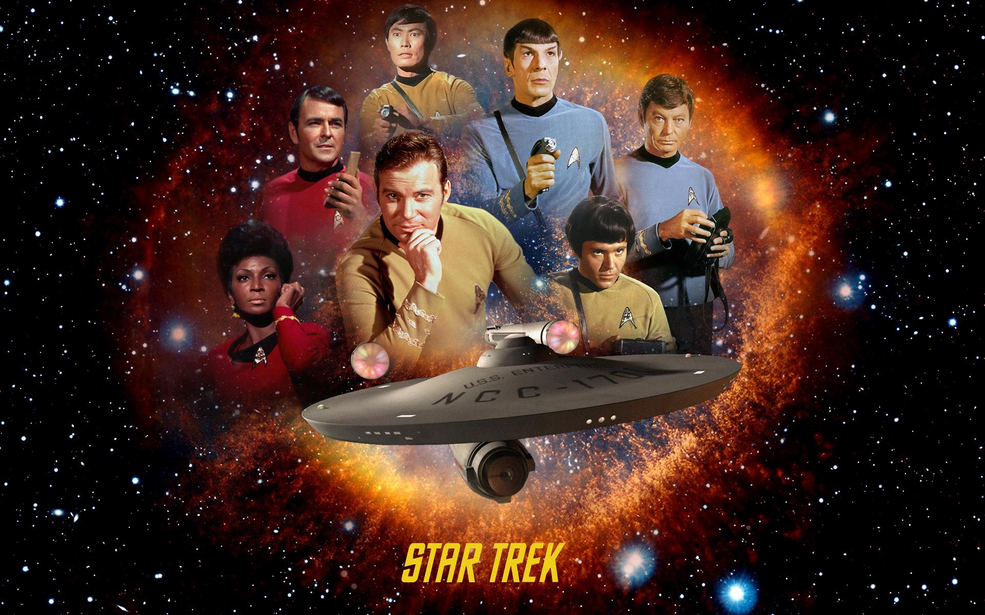 Original Star Trek Logo Star Trek The Original