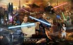 Star Wars Episode II - Attack Of The Clones