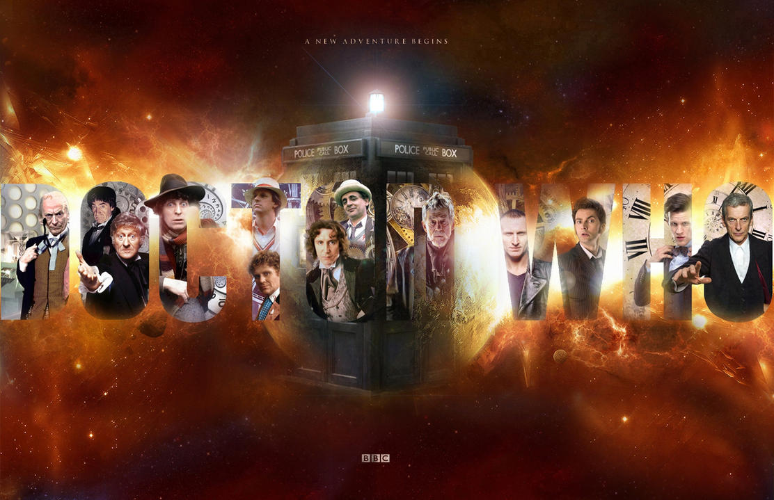 Doctor Who - A New Adventure Begins by 1darthvader