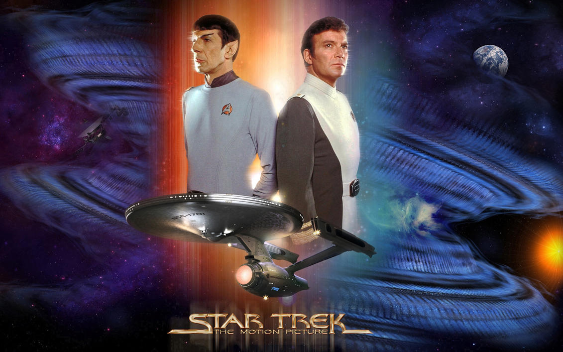 Star Trek - The Motion Picture by 1darthvader