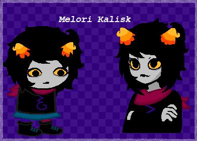 Melori Kalisk by xXFaeryWishXx