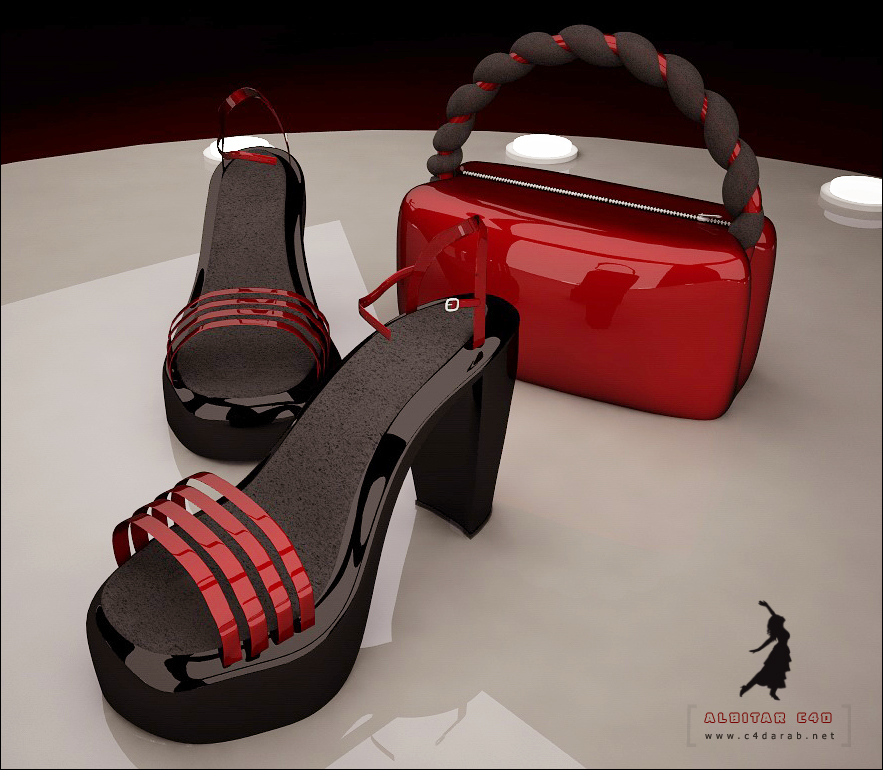 Shoes by ALBITAR