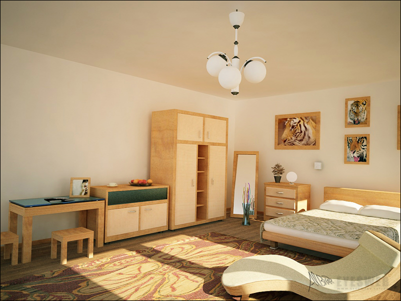 Bedroom 1 by ALBITAR
