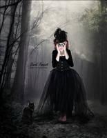 Dark forest by ALBITAR