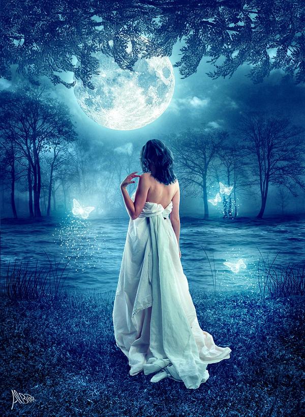 Moonlight Serenade by ALBITAR