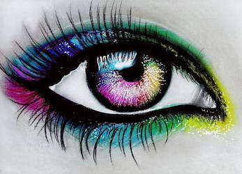 Pastel Eye by Amyshambles