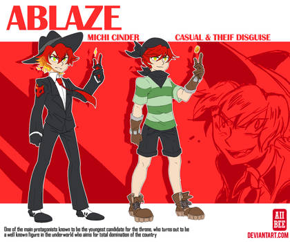 BlazeHeart: Michi