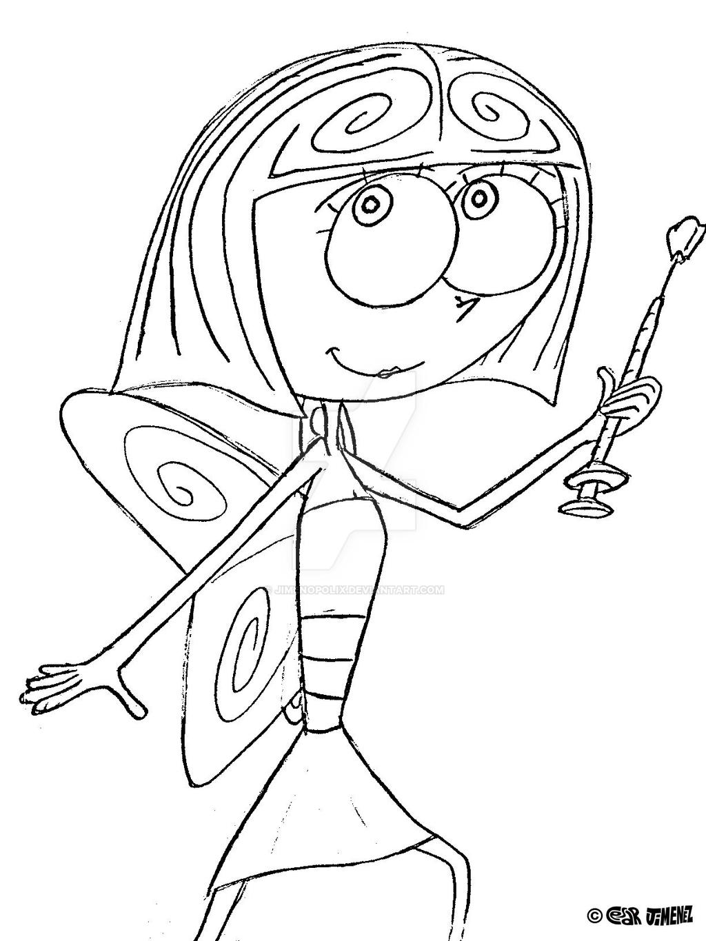 Tooth Fairy Drawing Picture