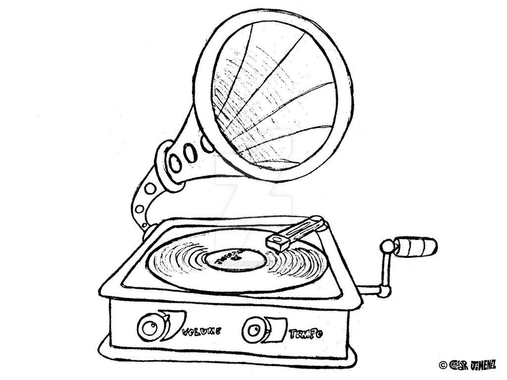 Jimenopolix Record Player By Jimenopolix On Deviantart