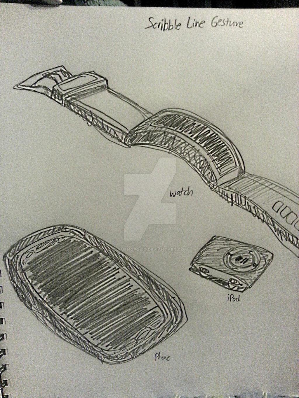Scribble Line Gesture Drawing : Homework scribble line gesture by jimenopolix on deviantart