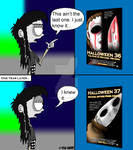 Corpsie and the Halloween Movies