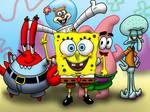 SpongeBob Squarepants and Friends - Fan Art