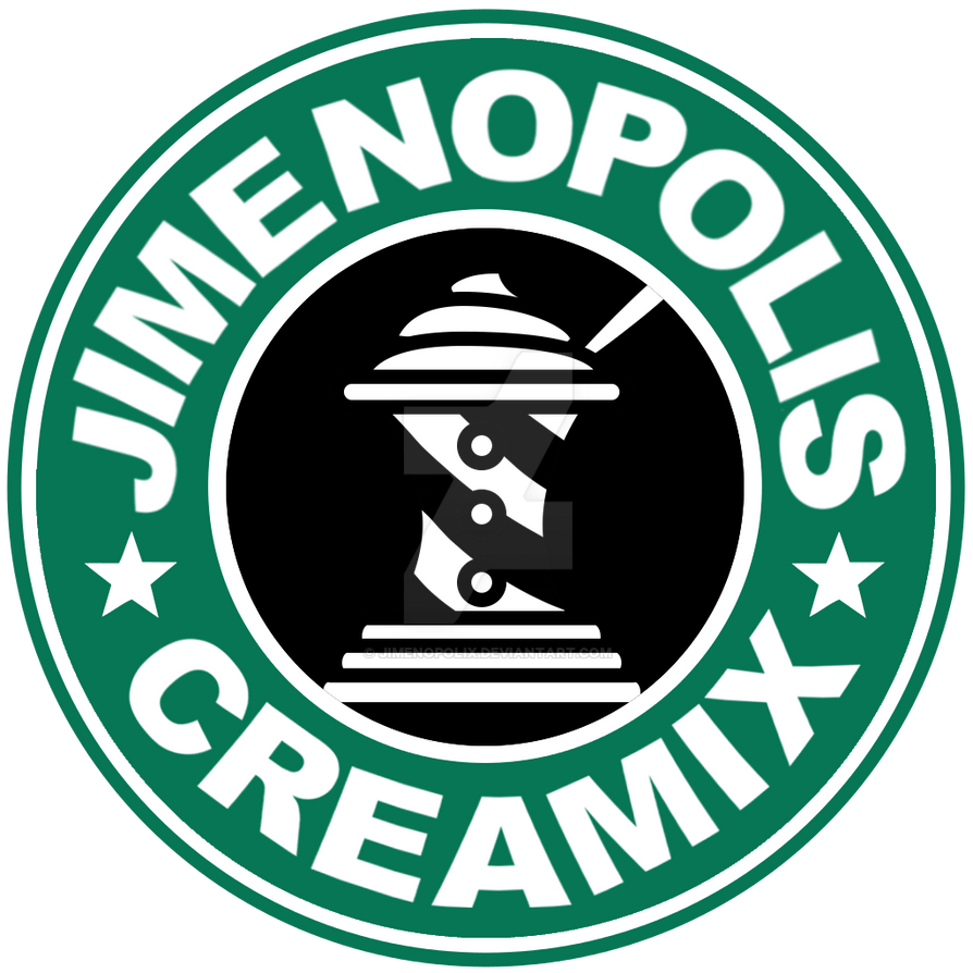 CREAMIX - Starbucks Parody - Ver. 2 by JIMENOPOLIX on ...