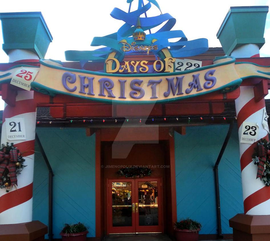 disney springs christmas store by jimenopolix - Disney Christmas Store