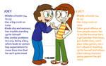 Lucy and Joey Bio
