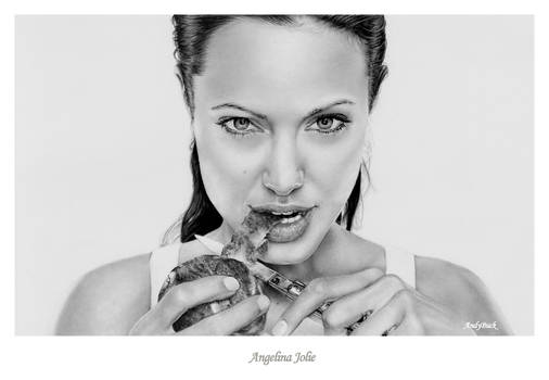 Angelina Jolie's Apple