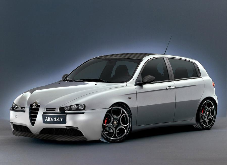Alfa Romeo 147 Photoshop By Andybuck On Deviantart
