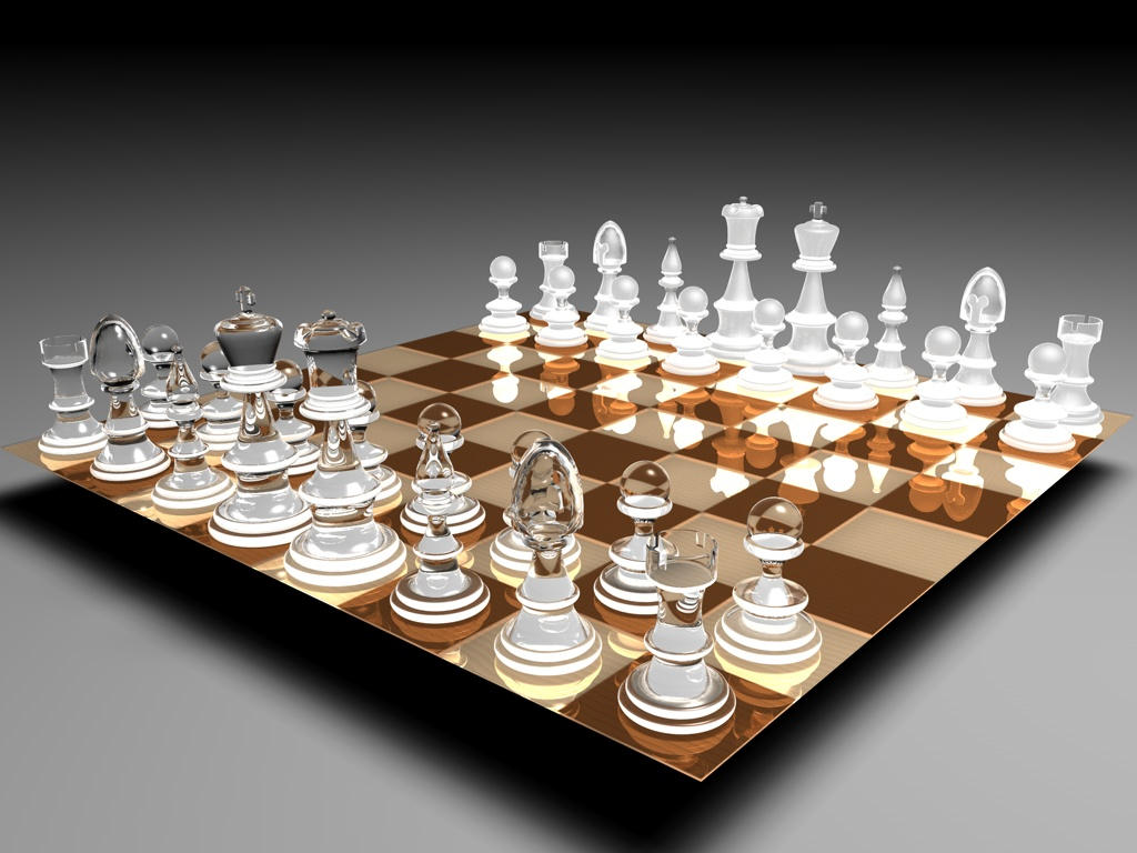 Chess Set By Andybuck On Deviantart