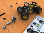 LEGO Buggy Scene