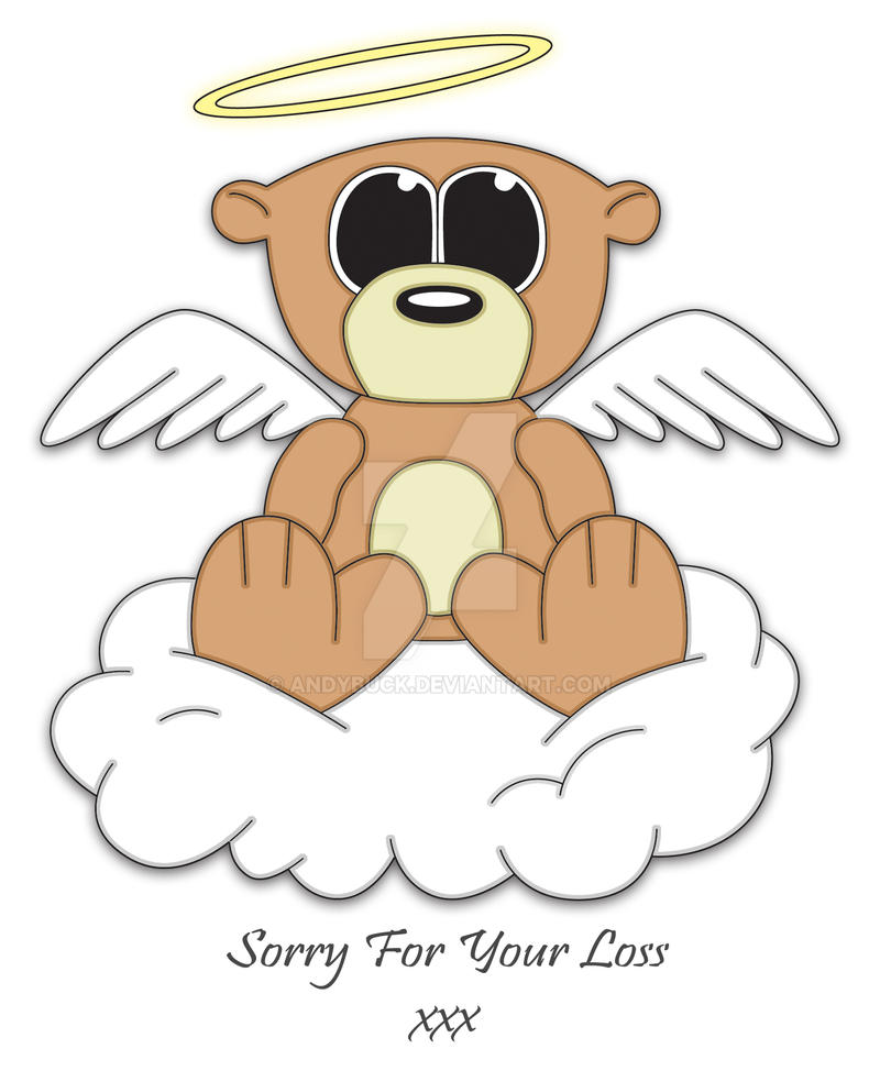 Sorry For Your Loss By Andybuck On Deviantart