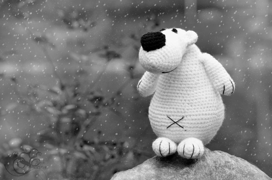 Ice Bear by Shayele82