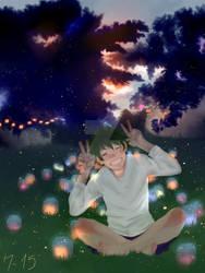 Happy Birthday Izuku ^^