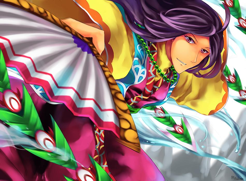 Phoenix Tail by Mitsukiven