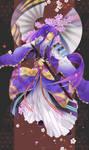 Art raffle 1- Camui Gackpo by Mitsukiven