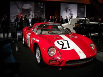 The Quintessential Ferrari by GhostShell5