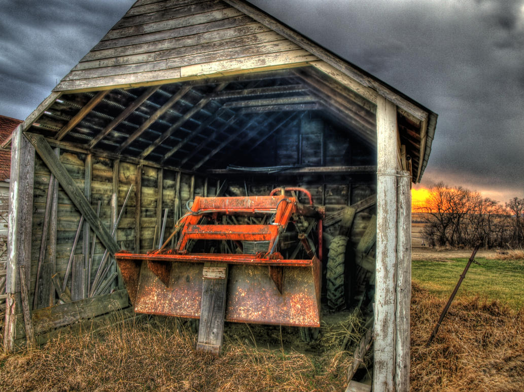 Farm Tractor Wallpaper Nelson Farm Tractor Hdr by