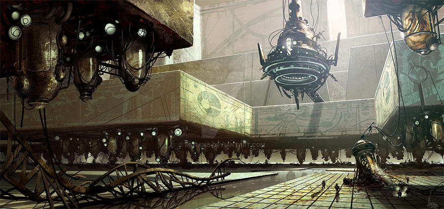 Crew Deck by Morano
