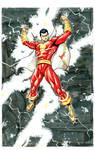 Shazam aka Captain Marvel