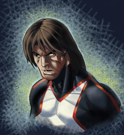 My Favorite Starman by RAHeight2002-2012