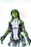 She-Hulk Final 2011