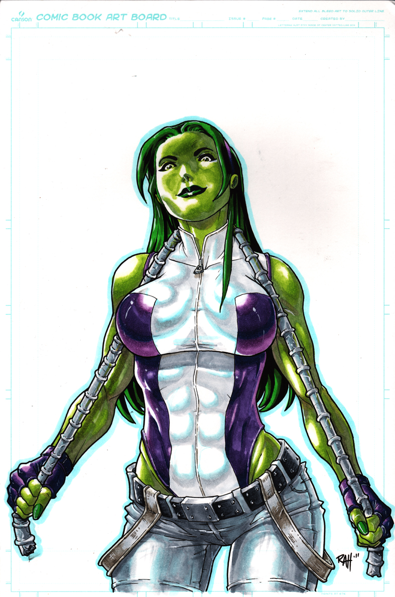 el topic de los random sketches She_hulk_final_2011_by_raheight-d4i7e3q