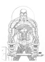 Marvel and DC Collabs pt 1 by RAHeight2002-2012