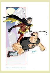 Worlds Finest Titans by RAHeight2002-2012