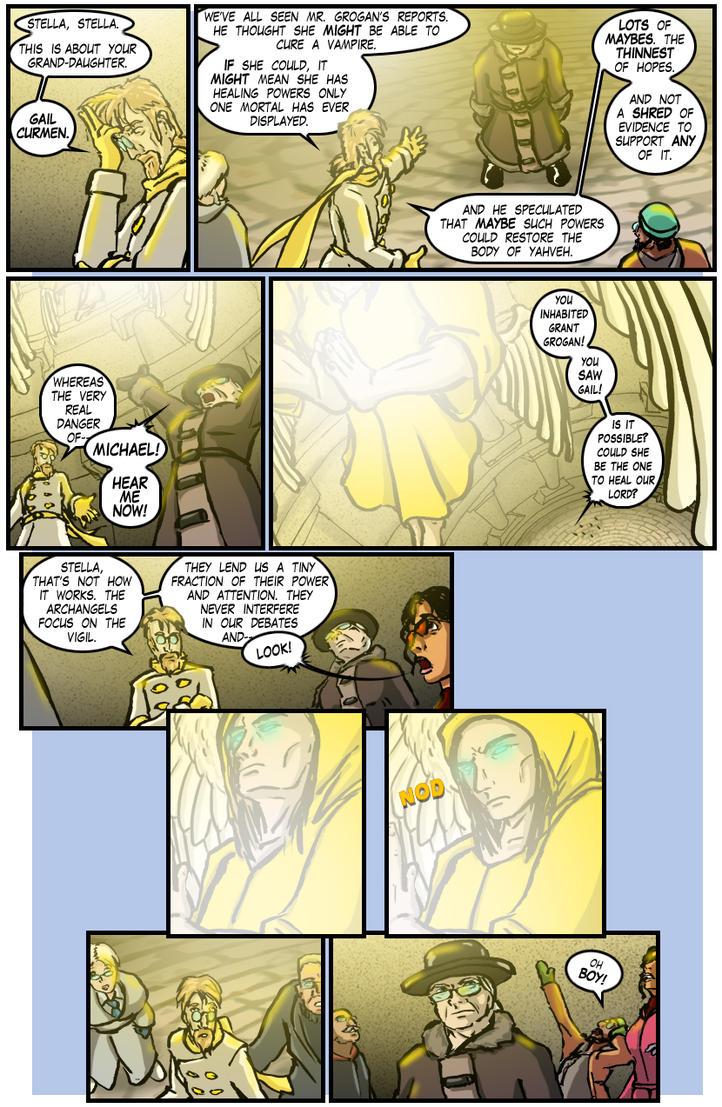 Thunderstruck 720 -- Witness by Thunderstruckcomic